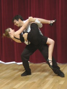 More Students Dancing Argentine Tango